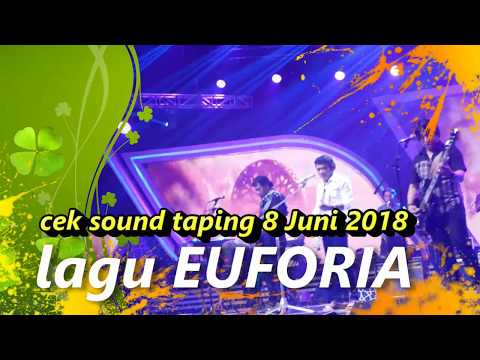 rhoma irama  lagu  EUFORIA  juni 2018