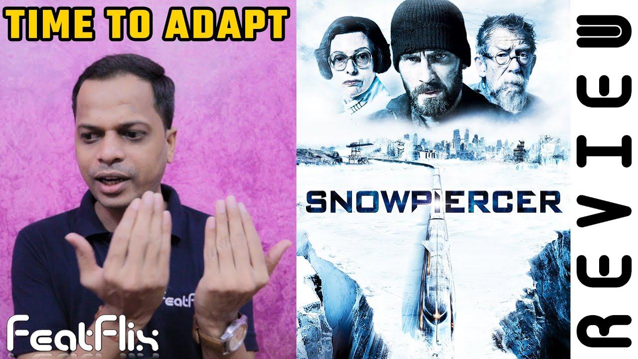 Download Snowpiercer (2013) Korean Action, Drama, Sci-Fi Movie Review In Hindi | FeatFlix