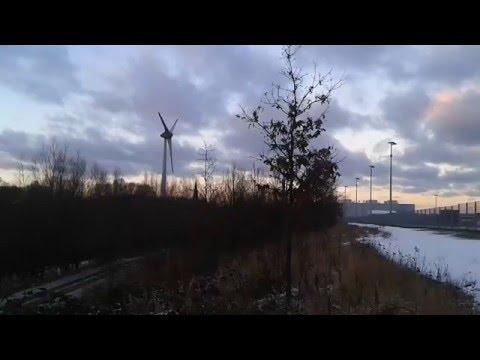 Zonenrandstreifen Hamburg Altenwerder. Traum & Wirklichkeit.