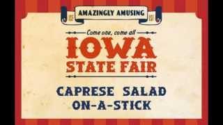 Caprese Salad On-a-stick - 2014 New Food Contest Finalist