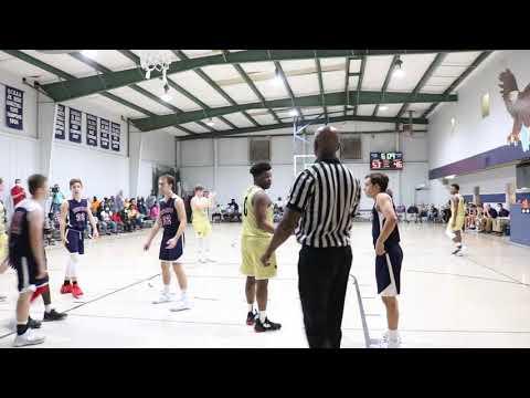 #BBA_Basketball #Heuytown_Alabama #BBA0 11/13/2020_3 Varsity Brooklane Baptist Academy
