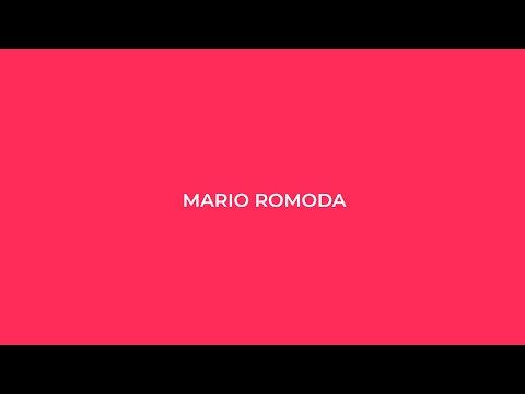 KAH talks - Mario Romoda