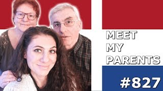 THEY MADE ME: MEET MY PARENTS DAY 828 | TRAVEL VLOG IV