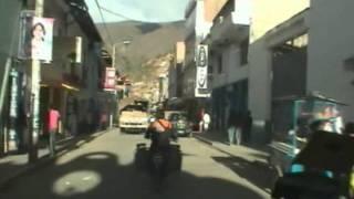 Picaflor de los Andes Por las rutas del recuerdo.Tarma