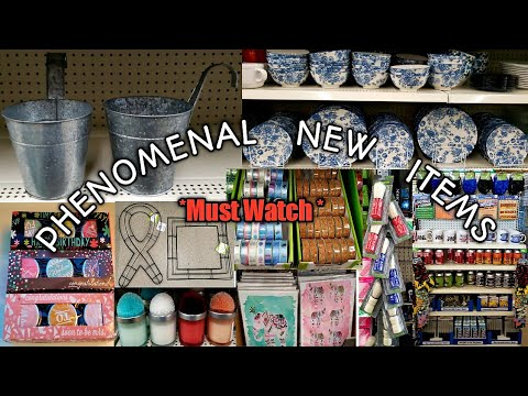 Come With Me To A PHENOMENAL Dollar Tree | FANTASTIC New Items | Must Watch! WOW May 15
