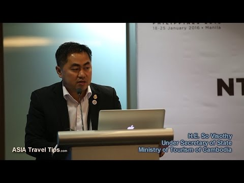 Cambodia Tourism Press Conference at ASEAN Tourism Forum 2016 - HD