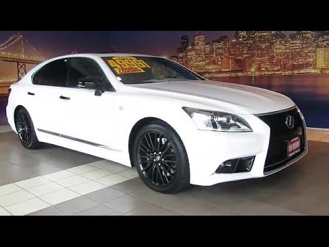 2015 Lexus Ls Sedan 460 Hayward Newark San Jose Oakland Pleasanton Union  City