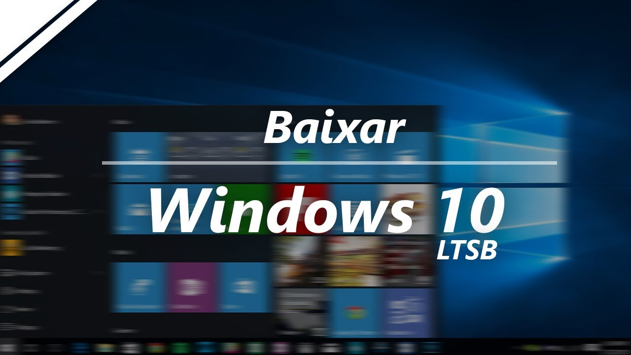 Windows 10 Ltsb Iso Download