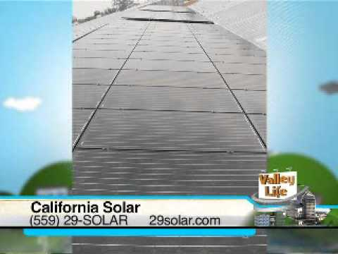 California Solar on Valley Life