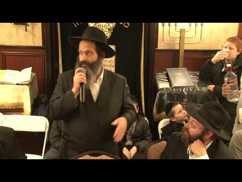 Alef Beis Gimel! - Rabbi Sholom Mordechai Rubashkin