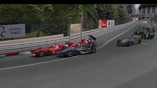AI championship intro
