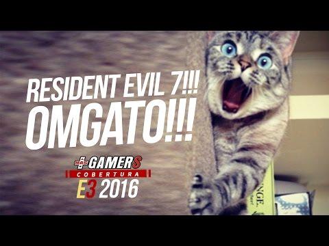 [E3 2016] Resident Evil 7 - Reacción MásGamers