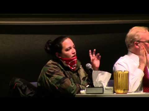 Mi'kmaq Warriors Speaking Tour Calgary 2013