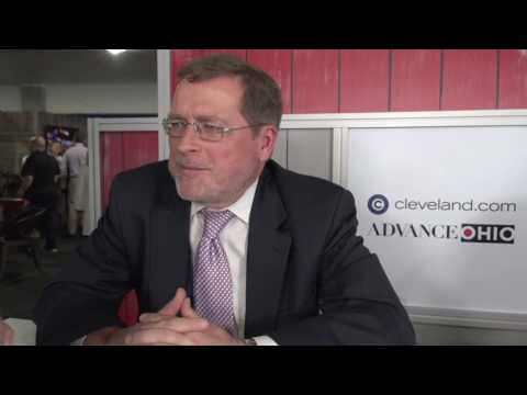A conversation with Grover Norquist on Day 1at the RNC - YouTube