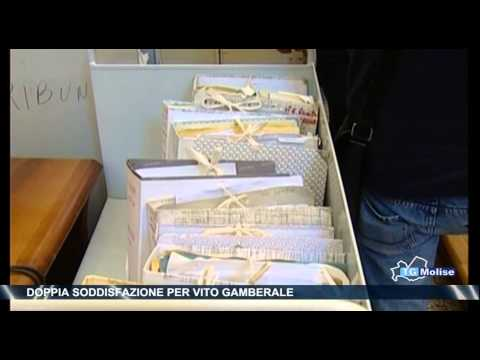 Doppia soddisfazione per Vito Gamberale