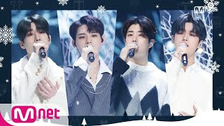 [GAE-NE(MJ·HONGSEOK·SEUNG WOO·HYOJIN)- Miracles in December] Christmas Special | | Mnet 201224 방송