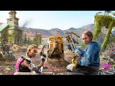 Far cry new dawn physical sales just a quarter of Far Cry Primal's