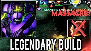 NO BATTLEFURY ! OLD META IS BACK FACELESS VOID LEGEND DOTA 2