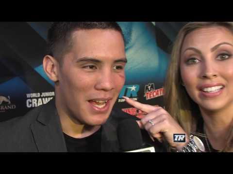 Oscar Valdez Hoping for World Title Shot | Undercard Presser | Valdez-Rueda