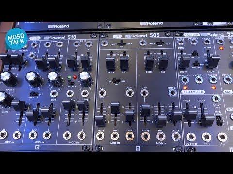 Roland System 500 Euro Rack Module von Roland - Superbooth 2018