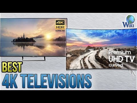 10 Best 4k Televisions 2018