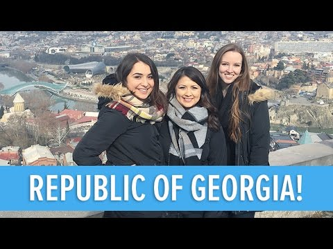 LIFE IN THE REPUBLIC OF GEORGIA | TBILISI AND BATUMI | THAT REYES FAMILY VLOG