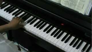 """hướng dẫn đàn piano bài """"hãy yêu em dịu dàng"""""""