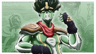Star Platinum & Hierophant Green | Stand Fusion