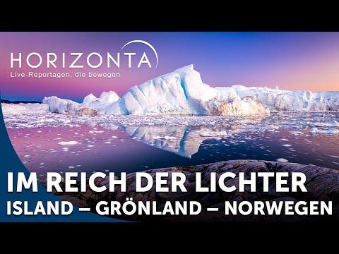 HORIZONTA. Stefan Forster: Im Reich der Lichter | Trailer