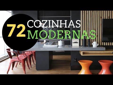 cozinhas-modernas:-72-modelos-lindos-+-9-dicas-importantes!