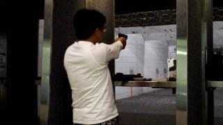 Lorenn And Jeff Shooting At Elk Grove Gun Room CA.