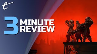 The Ascent | Review in 3 Minutes (Video Game Video Review)
