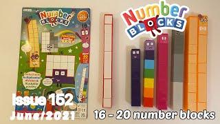 Number blocks magazine with 16…