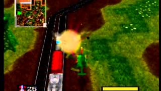 Army Men Air combat N64 part 1