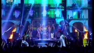 Tranquila- J. Balvin ft. Eleni Foureira (MadVMA 2014-ANT1)