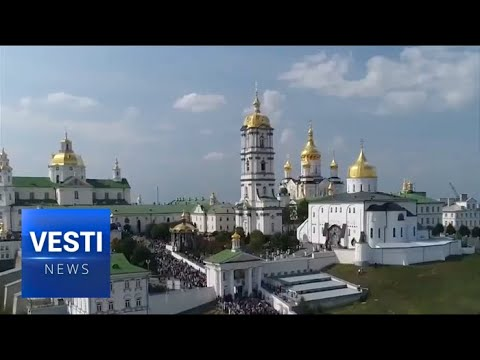 """We Must Defend Our Temples!"" - Orthodox Church in Ukraine Rallies Against Raids and Seizures"