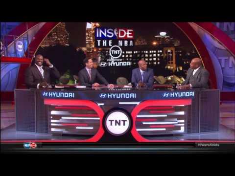 Inside the NBA: Shaq needs more from Kendrick Perkins, Skip Bayless, Chuck