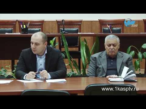 Вопросы обеспечения безопасности дорожного движения обсудили в администрации Каспийска