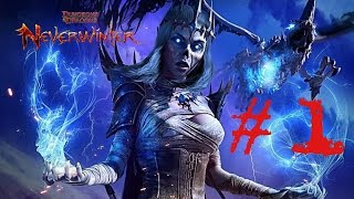 Ps4 Neverwinter - Walkthrough part 1- Free to Play