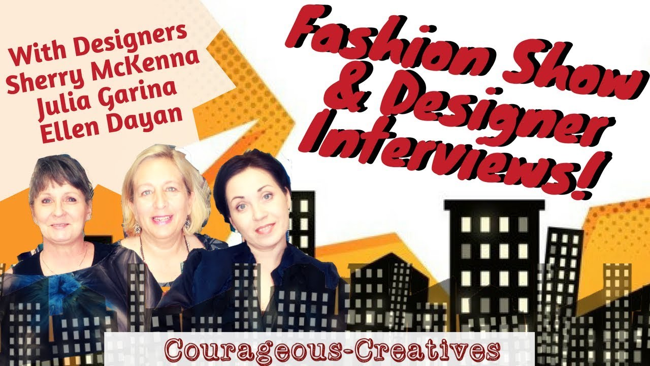 Meet the Arizona Fashion Industry | Courageous Creatives Host Skye Lucking Interviews the AZ Fashion Industry