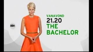 Eva Daeleman omroepster VRT één  29-7-2011  prime time  + Geena Lisa
