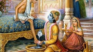 story of krishna and sudama in hindi   chale syamasundar se milne sudhama song