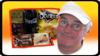 My Ultimate Snacks, Cadbury Dark Chocolate, Arnott's Choc Butternut Snaps, Doritos Nacho Cheese