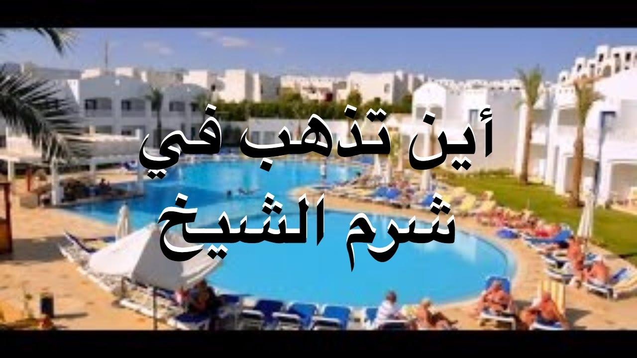 أين تذهب في شرم الشيخ مصر