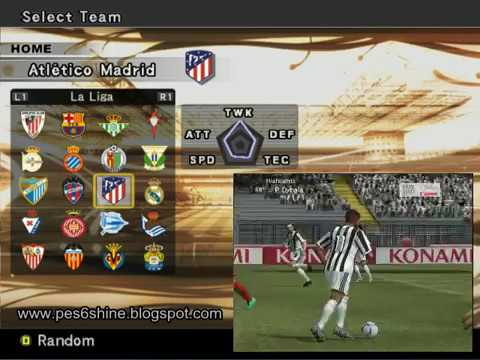 Club List Option File PES 6 Shine 2018 - YouTube 4ea42c602