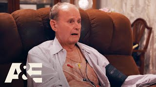 Nightwatch: Old Man Mistakes Alarm Clock For Heart Rate Monitor (S5) | A&E