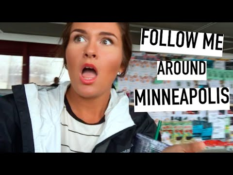 MINNEAPOLIS DAY 1|VLOG