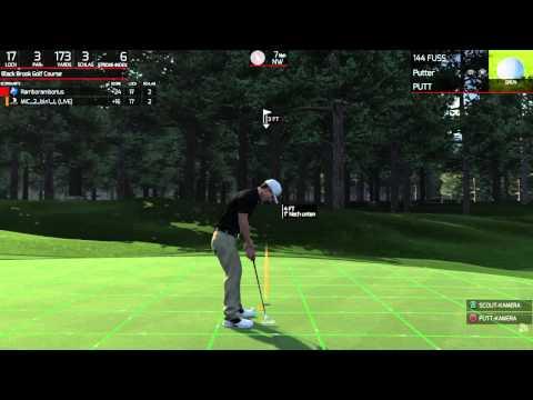 The Golf Club Multiplayer: Zeitgleiches Einlochen [PS4/Deutsch] xRamboGamerx PS4 & more