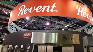 Ротационная печь Revent 724. Обзор 2018 г.