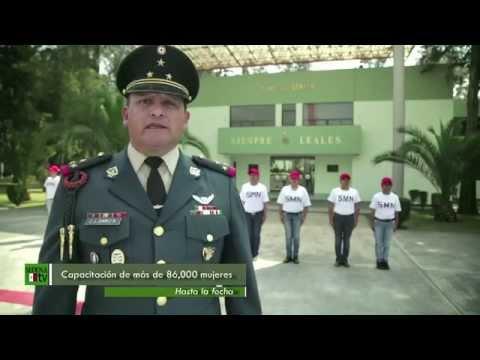 Servicio Militar Nacional 2015